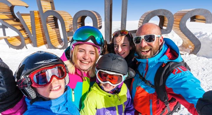 Push - Ski pass