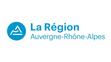 Partner - Région Auvergne Rhône-Alpes