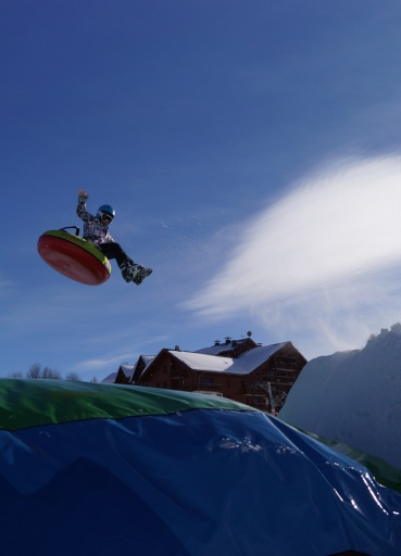Big Air Bag - Domaine Les Sybelles