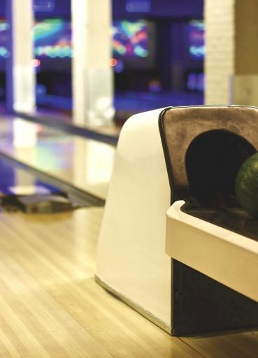 Ten-pin bowling - Les Sybelles
