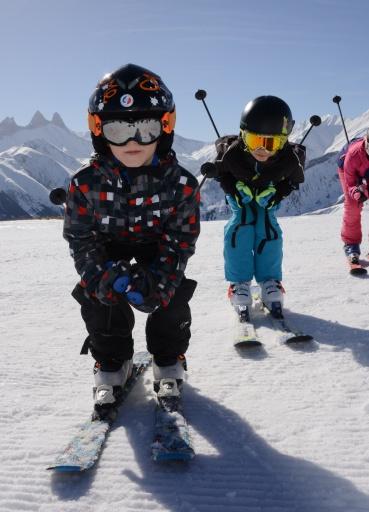 Ski schools (ESF/ESI) - Les Sybelles