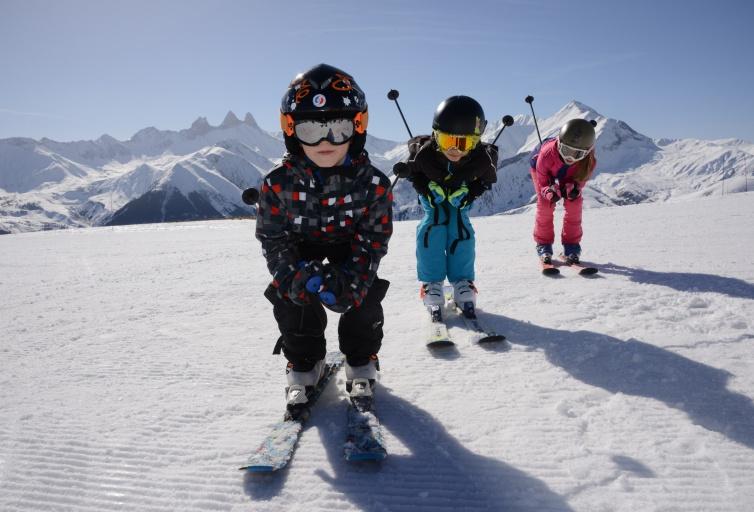 École de ski - Domaine Les Sybelles
