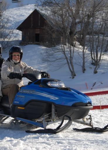 Sneeuwmotor - Les Sybelles