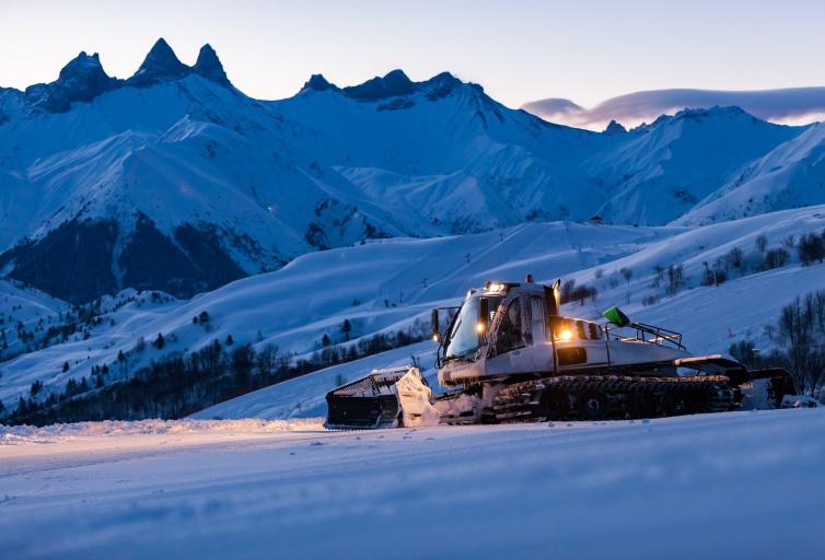 Les Sybelles Ski Resort