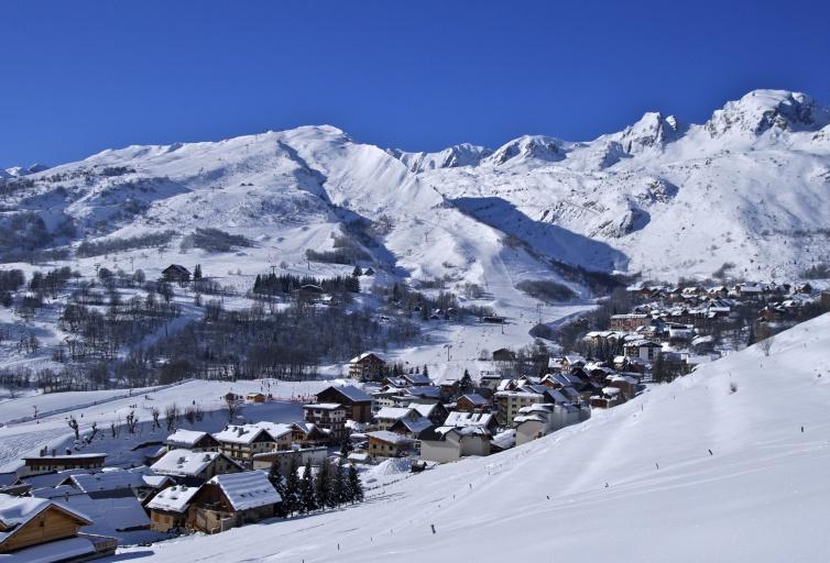 Saint-Sorlin-d'Arves - Les Sybelles