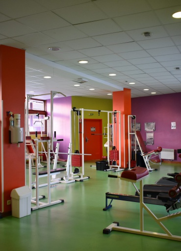 Gym and weights room - Les Sybelles