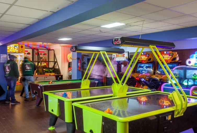 Salle de jeux - Les Sybelles