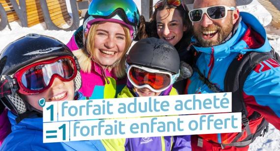 Bons plans - Ski de printemps aux Sybelles