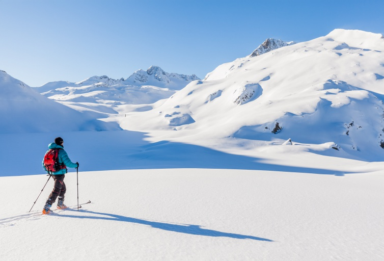 Cross-country skiing - Les Sybelles