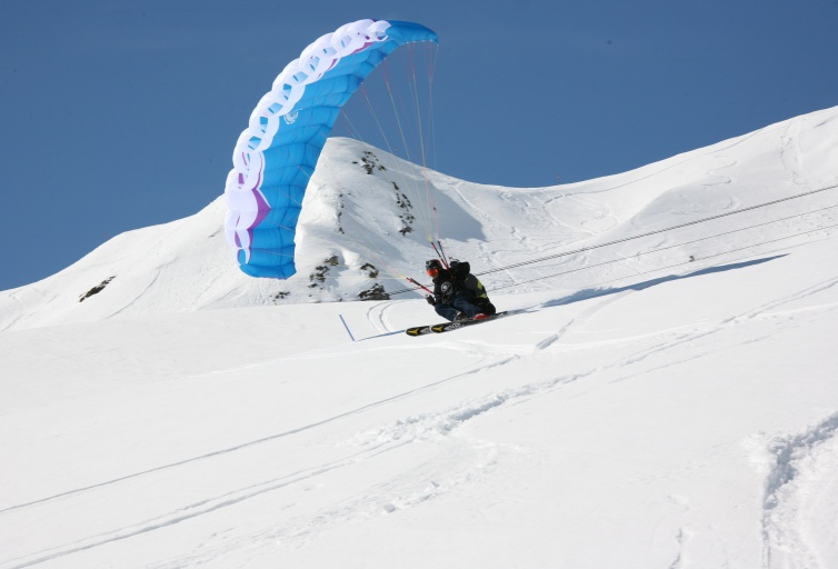 Speed Riding - Les Sybelles