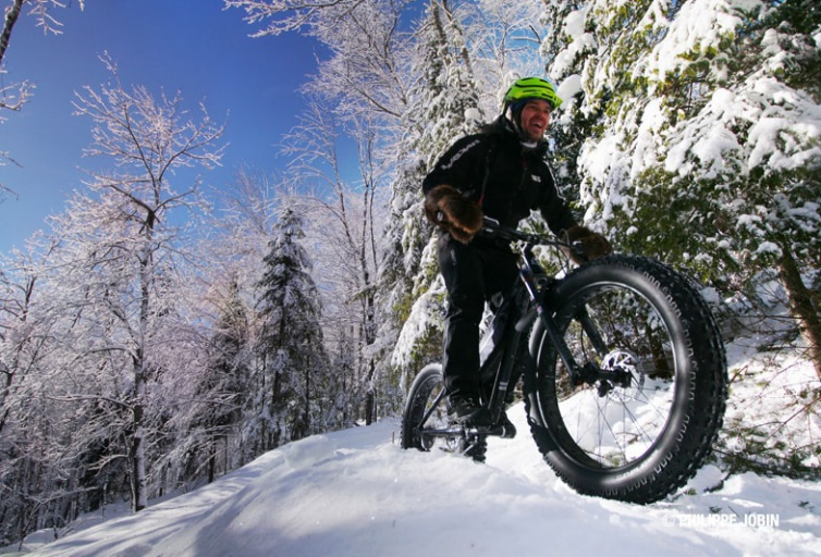 Fat Bike & E-Bike mountain biking - Les Sybelles