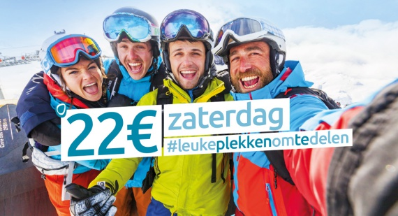 € 22 zaterdag! #SuperSpotOmTeDelen