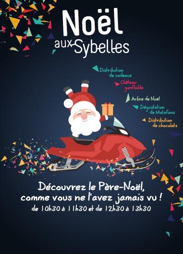 Noël aux Sybelles - Les Sybelles