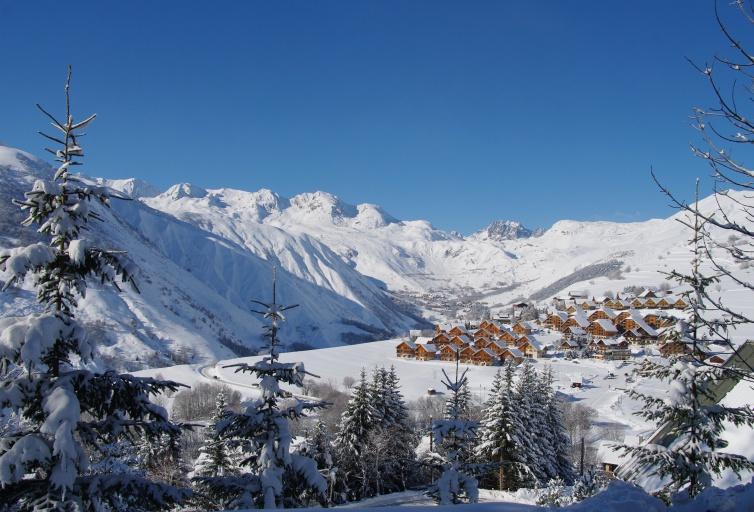 Saint-Jean-d'Arves - Les Sybelles