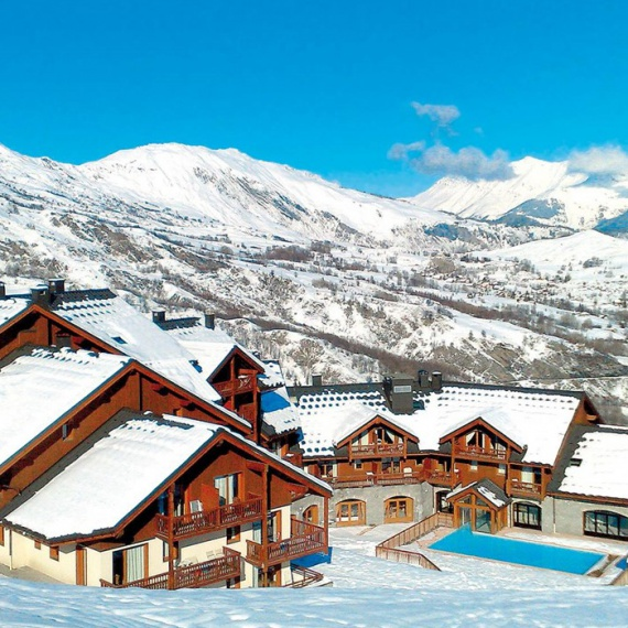 Your Christmas and New Year holidays in Les Sybelles
