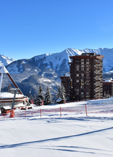 Station de ski du Corbier
